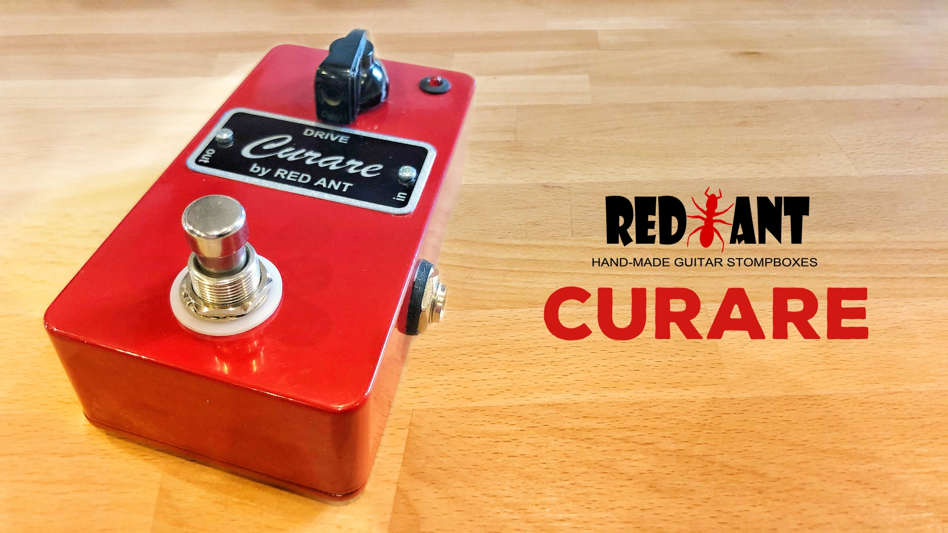 Red Ant Curare Overdrive