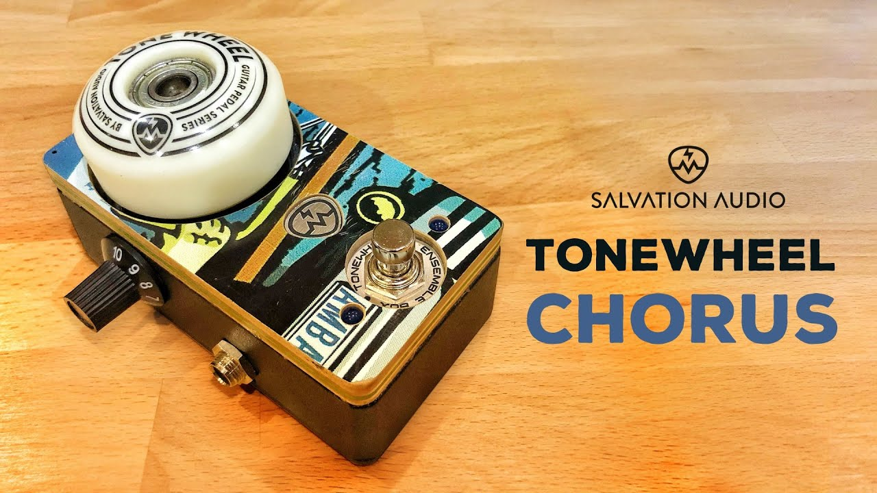 Salvation Audio ToneWheel Chorus